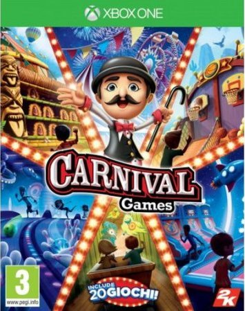 Image of   Carnival Games - Xbox One