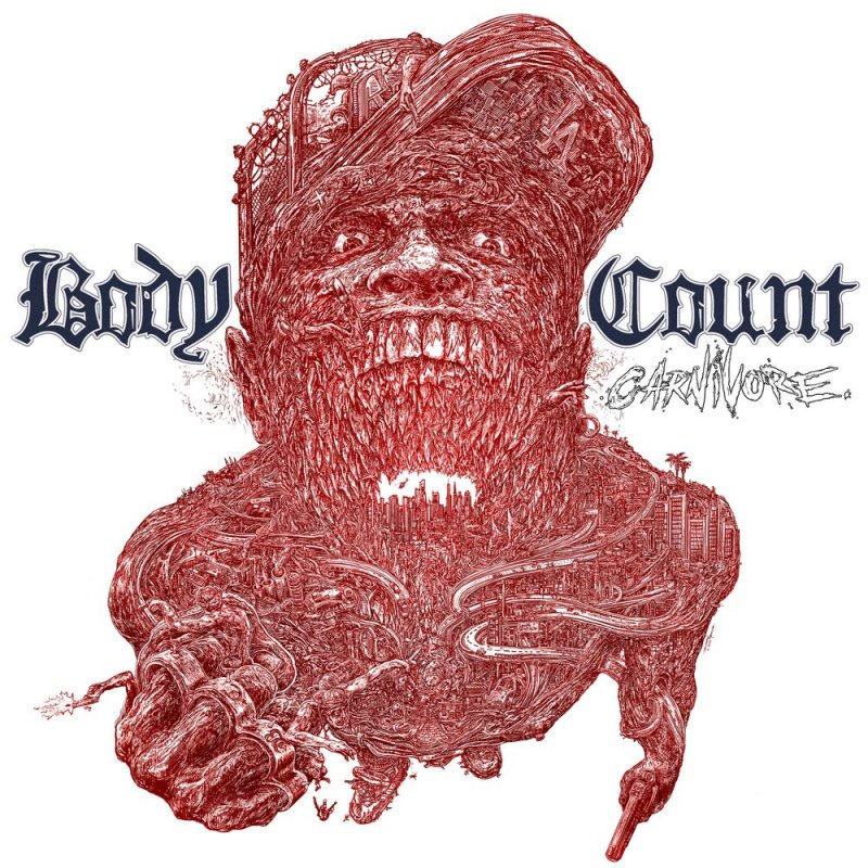Image of   Body Count - Carnivore - CD