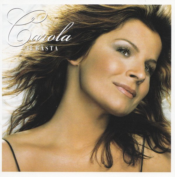 Image of   Carola - 18 Bästa - CD