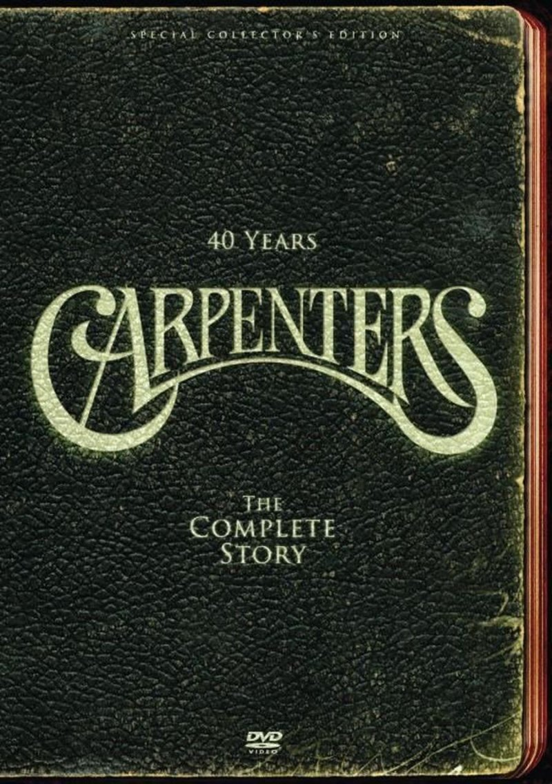 Image of   Carpenters - The Complete Story - 40 Years - Dvd - DVD - Film