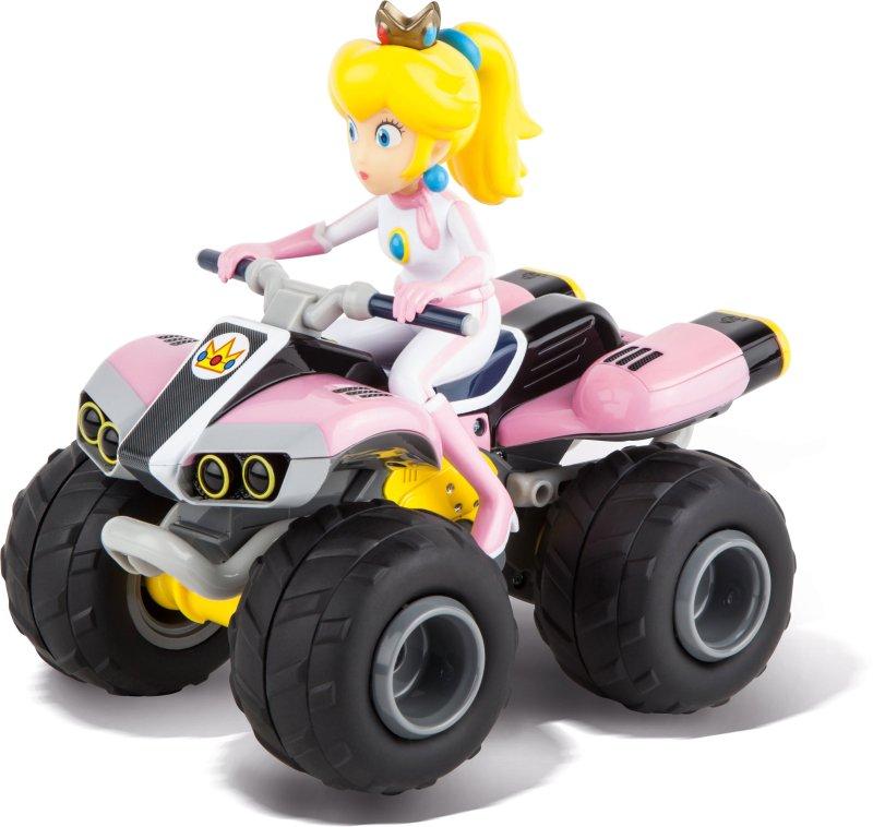 Billede af Carrera Bil - Mario Kart - Peach Atv - Fjernstyret Bil Rc