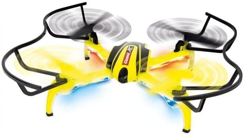 Carrera Rc – Quadrocopter – Fjernstyret Drone Med Kamera