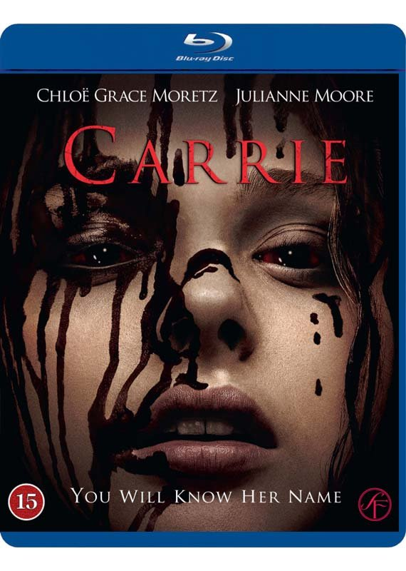Image of   Carrie - Blu-Ray