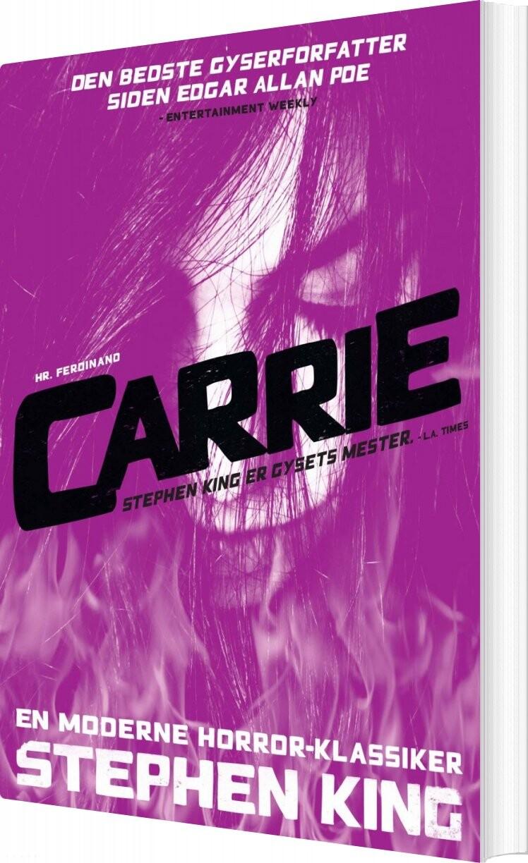 Image of   Carrie - Stephen King - Bog
