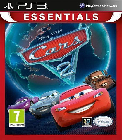 Image of   Cars 2: The Videogame - Essentials - PS3