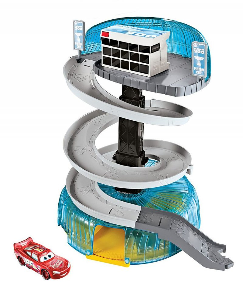 Image of   Disney Cars 3 / Biler 3 Legetøj - Florida Speedway Garage