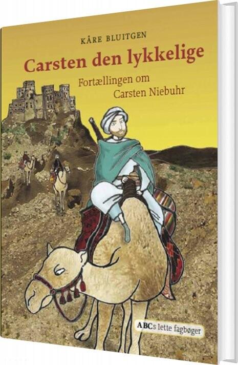 Image of   Carsten Den Lykkelige - Kåre Bluitgen - Bog