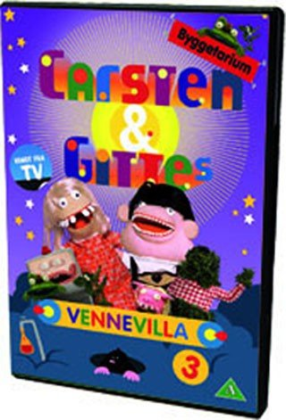Image of   Carsten Og Gitte 3 - DVD - Film