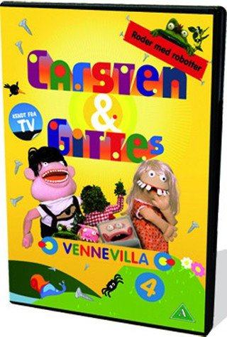 Image of   Carsten Og Gitte 4 - DVD - Film