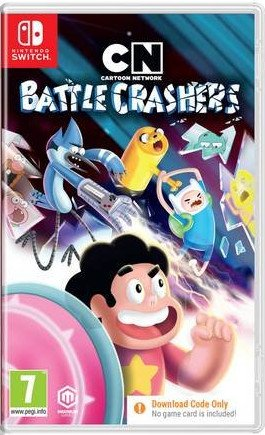 Image of   Cartoon Network - Battle Crashers (download Code Only) - Nintendo Switch