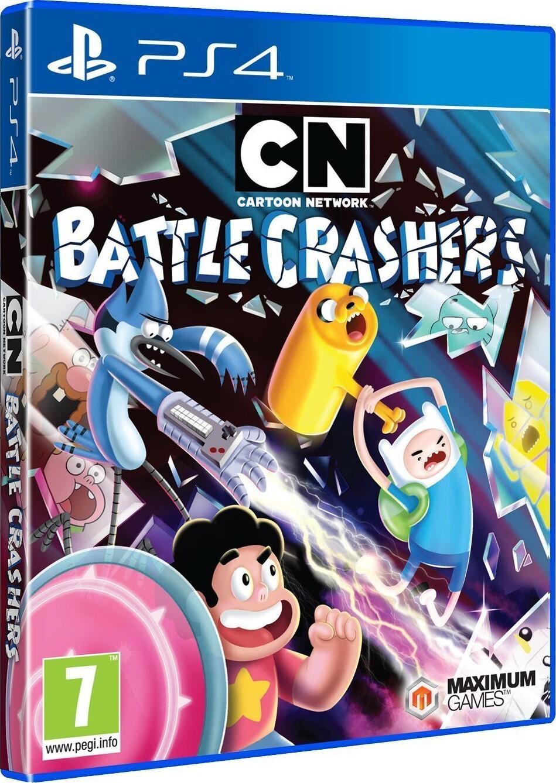 Image of   Cartoon Network - Battle Crashers - PS4