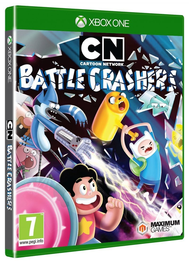 Image of   Cartoon Network - Battle Crashers - Xbox One