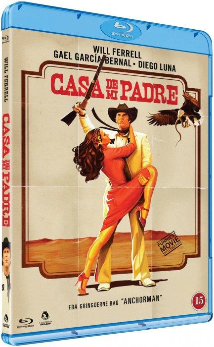 Image of   Casa De Mi Padre - Blu-Ray
