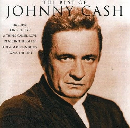 Johnny Cash - Best Of - CD