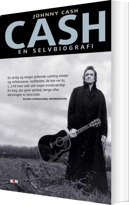 Cash - Johnny Cash - Bog