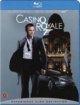 Image of   Casino Royale - Blu-Ray