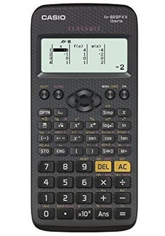 Image of   Casio Lommeregner Fx-82 Spx Sort