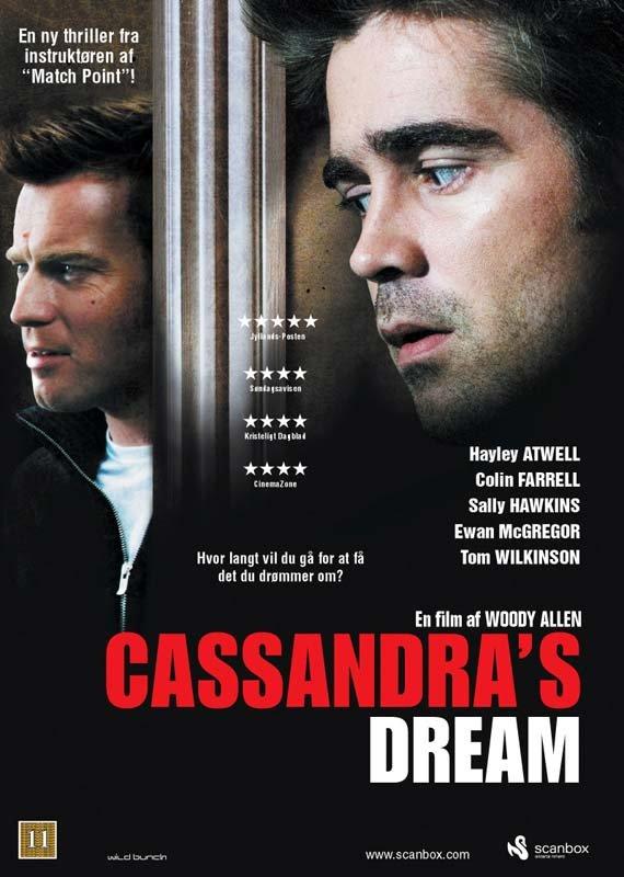 Image of   Cassandras Dream - DVD - Film