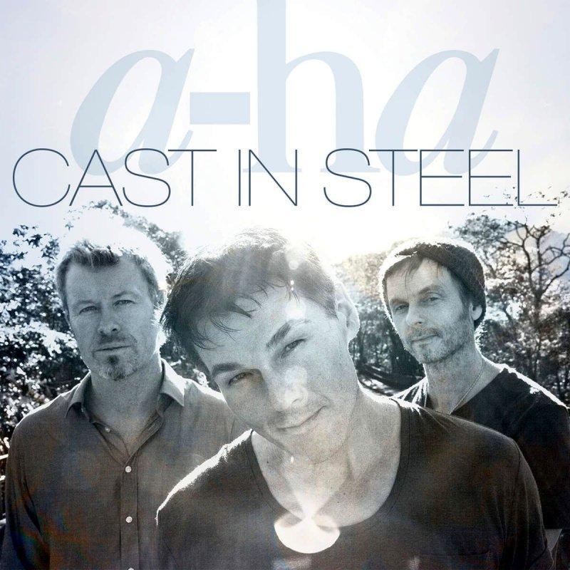 Image of   A-ha - Cast In Steel - Vinyl / LP