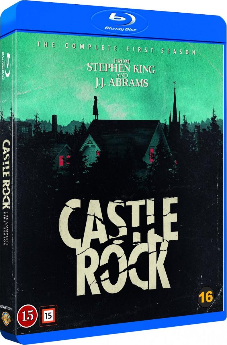Billede af Castle Rock - Sæson 1 - Blu-Ray - Tv-serie