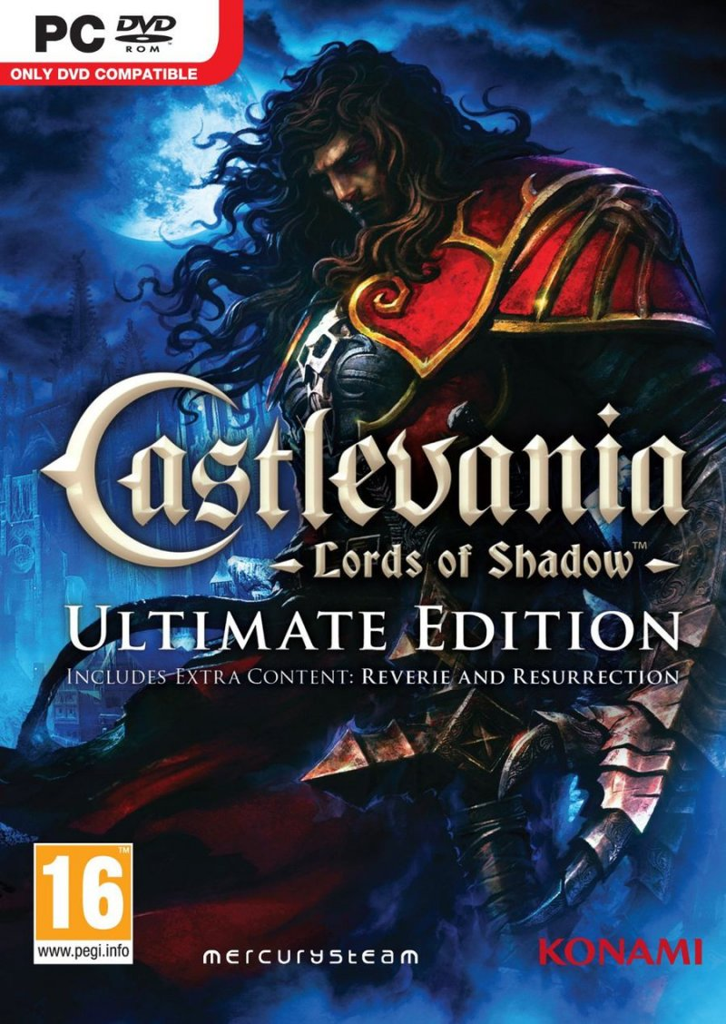 Image of   Castlevania: Lords Of Shadow - Ultimate Edition - PC