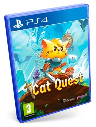 Image of   Cat Quest - PS4