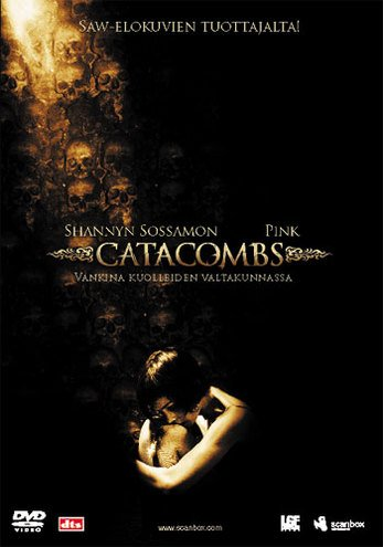 Image of   Catacombs - DVD - Film