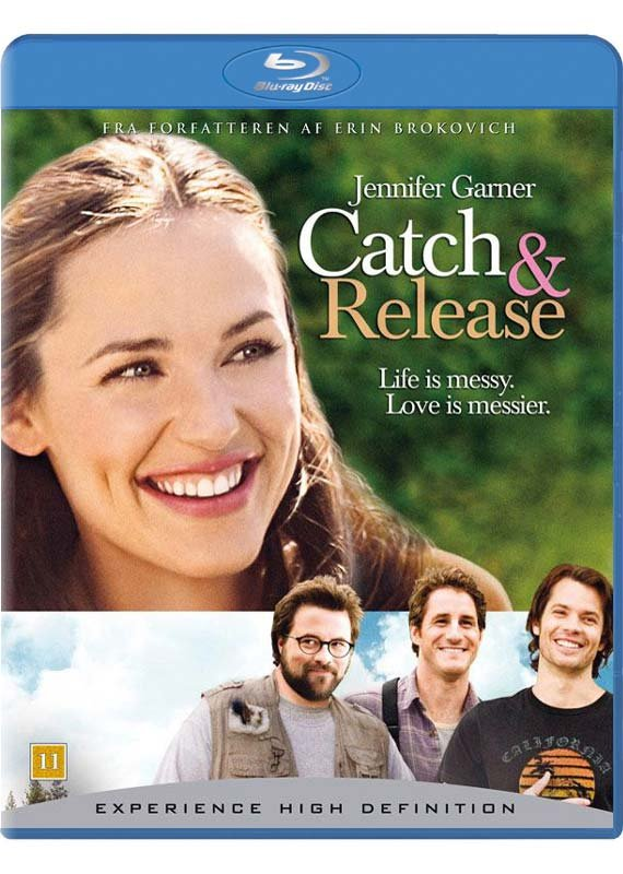 Image of   Catch And Release - Blu-Ray