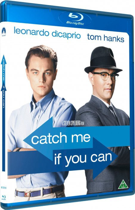 Image of   Catch Me If You Can - Blu-Ray