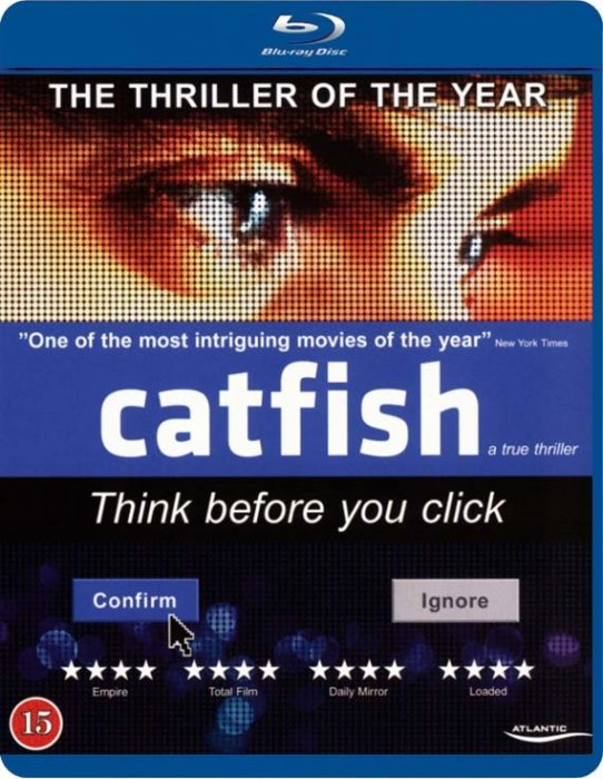 Image of   Catfish - Blu-Ray