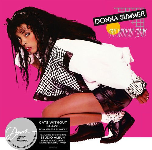 Image of   Donna Summer - Cats Without Claws - CD