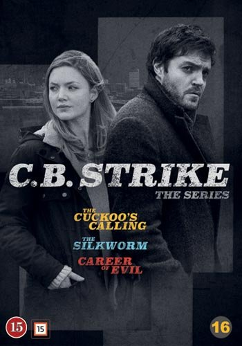 Image of   C.b. Strike - The Series - DVD - Tv-serie