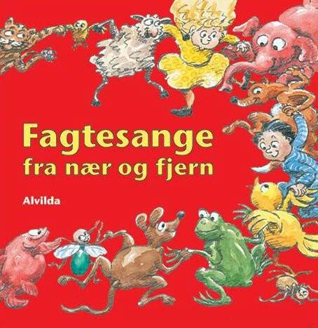 Fagtesange Fra Nær Og Fjern - CD