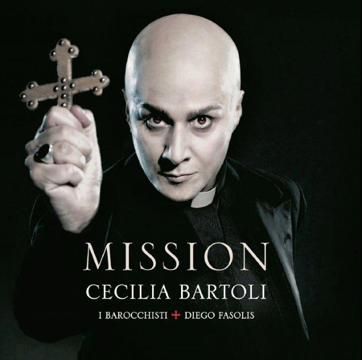 Image of   Cecilia Bartoli - Mission - CD
