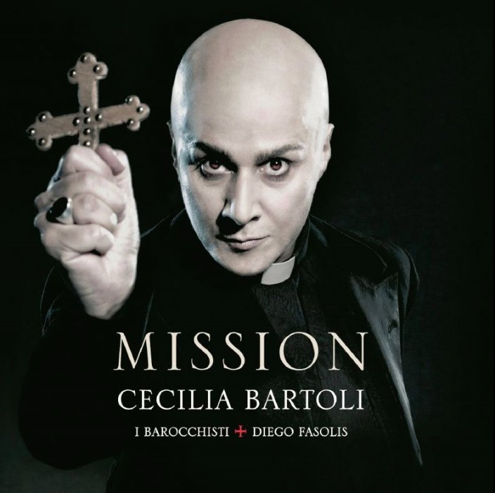 Image of   Cecilia Bartoli - Mission - CD