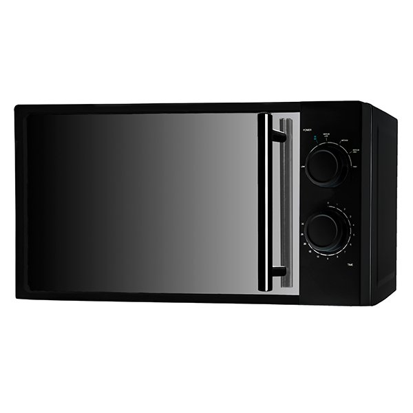 Image of   Cecotec All Black Mikrobølgeovn 1367 20l 700w Sort