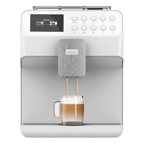 Image of   Cecotec - Elektrisk Kaffemaskine - Power Matic-ccino 7000 - 1500w - Hvid