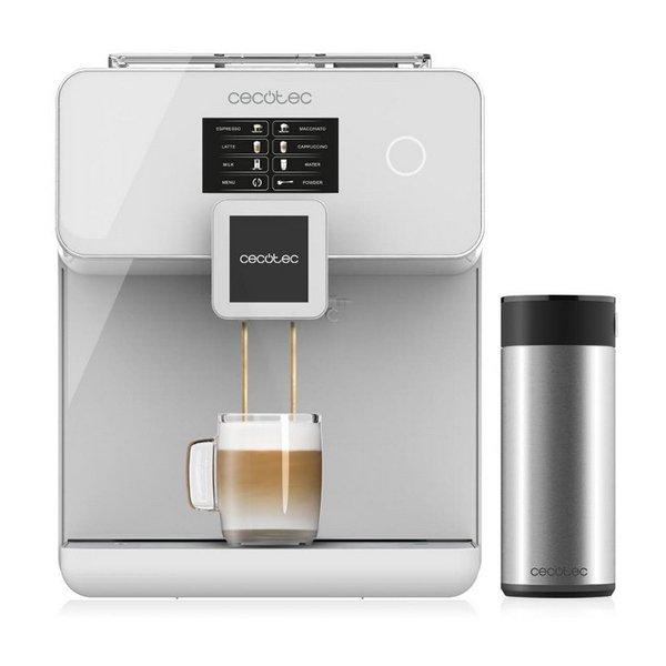 Image of   Cecotec - Elektrisk Kaffemaskine - Power Matic-ccino 8000 - 1500w - Hvid