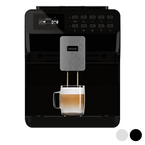 Image of   Cecotec - Kaffemaskine Med Kværn - Power Matic-ccino 7000 - 1,7l - 1500w - Sort