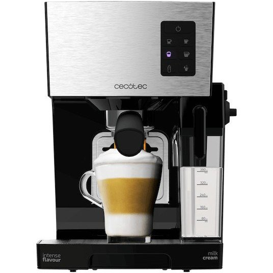 Image of   Cecotec Kaffemaskine - Power Espresso Instant-ccino 20 1450w