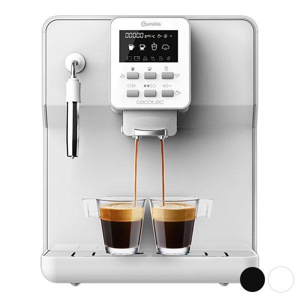 Image of   Cecotec - Manuel Espressomaskine - Power Matic-ccino - 1,7l - 1350w - Hvid