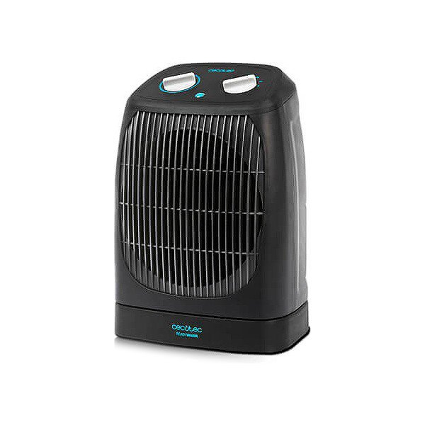 Image of   Cecotec Varmeblæser - Ready Warm 9550 Rotate Force - 2000w - Sort