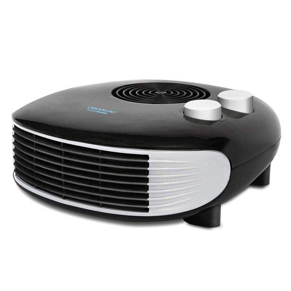 Image of   Cecotec Varmeblæser - Ready Warm 9650 Force Horizon - 2000w - Sort