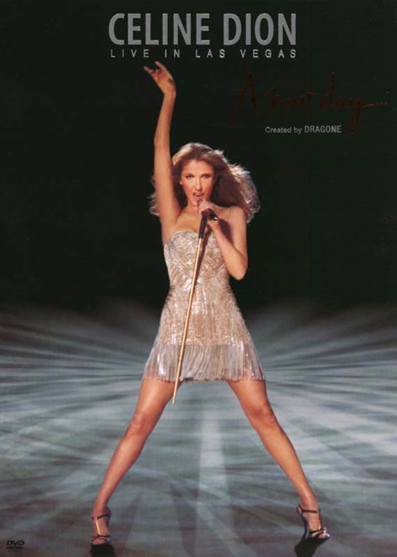 Image of   Celine Dion - Live In Las Vegas - DVD - Film