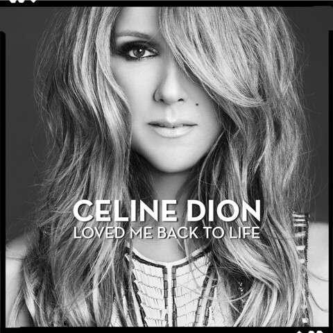 Image of   Celine Dion - Loved Me Back To Life - CD
