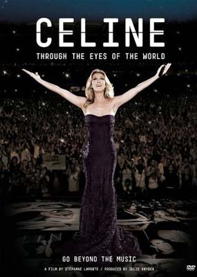 Image of   Celine Dion - Through The Eyes Of The World - DVD - Film
