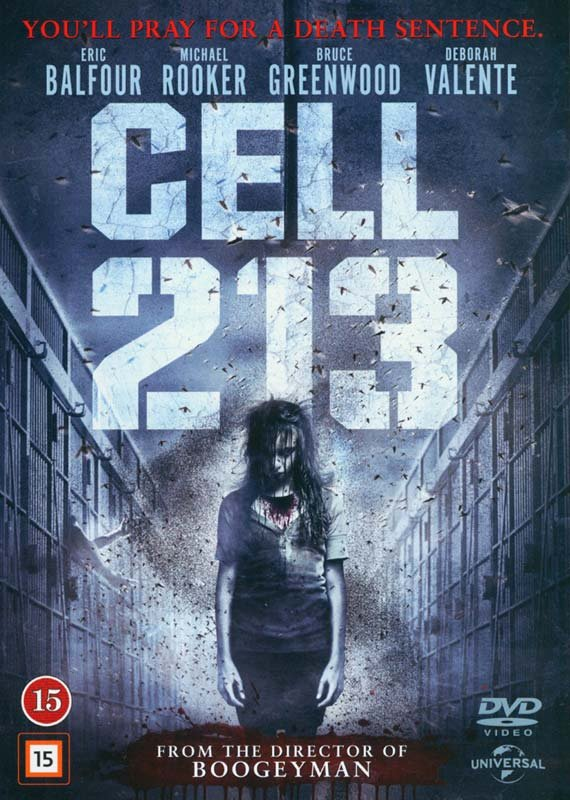 Image of   Cell 213 - DVD - Film