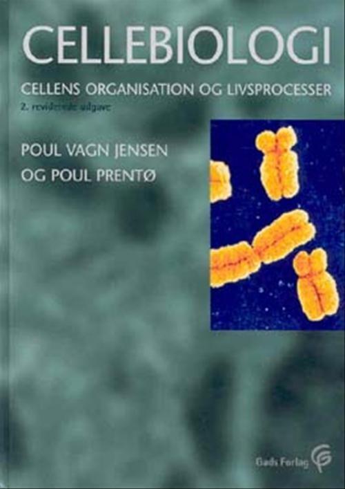 Image of   Cellebiologi - Poul Prentø - Bog