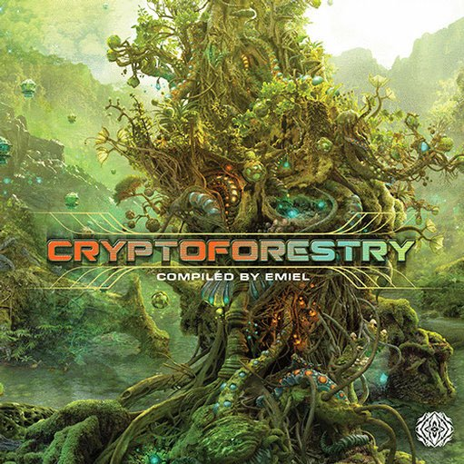 Image of   Cryotoforestry - Celtic Vedic - CD