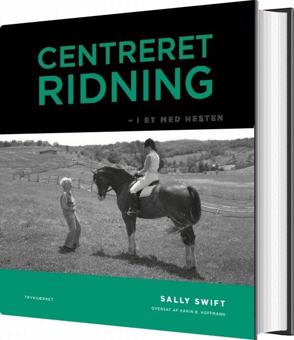 Image of   Centreret Ridning - Sally Swift - Bog